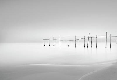 Piers Wall Art - Photograph - Smooth by Farshad Boroomand