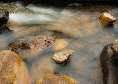 Photograph - Smooth Flow by Alistair Lyne