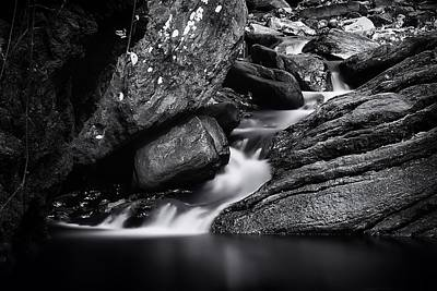 Water Filter Photograph - Smooth Flows by Rob Dietrich