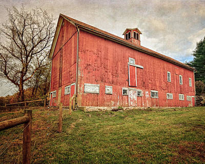 Photograph - Smyrski Farm  by Bill Wakeley