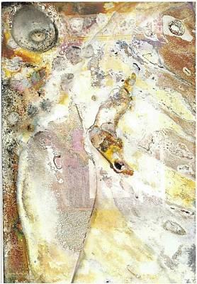 Digital Art - Snail Peak by Laura Botsford