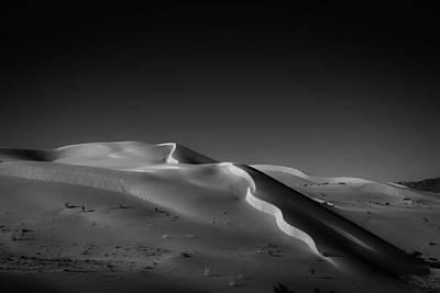Photograph - Snake Dune by Peter Tellone