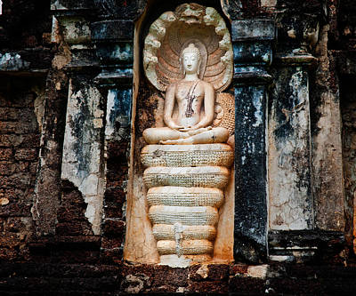 Thailand Photograph - Snake Goddess by Duane Bigsby