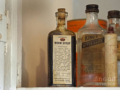 Photograph - Snake Oil by Inge Riis McDonald