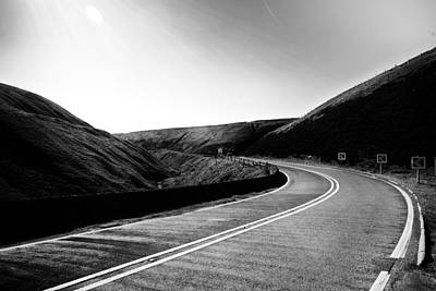 Art Print featuring the photograph Snake Pass by Stephen Taylor