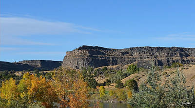 Photograph - Snake River Canyon At Twin Falls by Shanna Hyatt