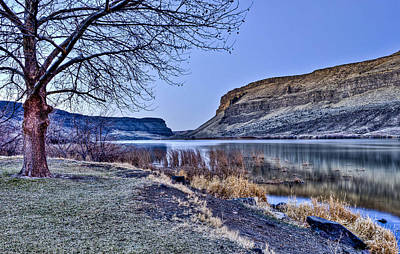 Photograph - Snake River Dawn by David Martorelli