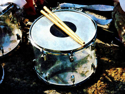 Photograph - Snare Drum by Susan Savad