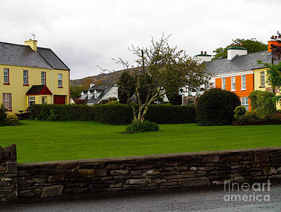 Photograph - Sneem- Home Of The Blue Bull by Patricia Griffin Brett