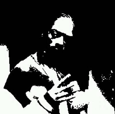 Digital Art - Snoop Dog II by James Eye