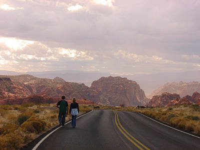 Photograph - Snow Canyon State Park by Walt Sterneman