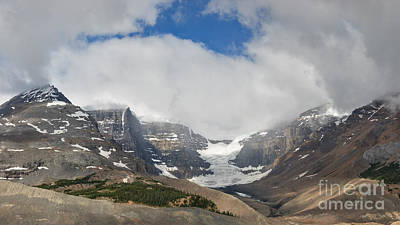 Photograph - Snow Dome And Dome Glacier by Charles Kozierok