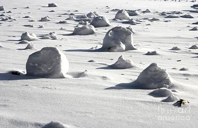 1-war Is Hell Royalty Free Images - Snow Rollers 2 Royalty-Free Image by Michael Grubb