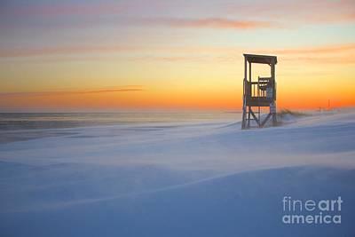 Photograph - Snow Smoke by Amazing Jules
