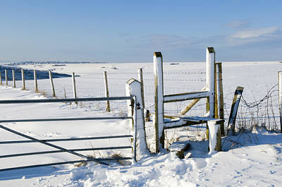 Photograph - Snow Stile by Mick House