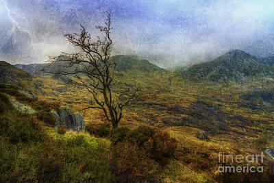 Photograph - Snowdon National Park by Ian Mitchell