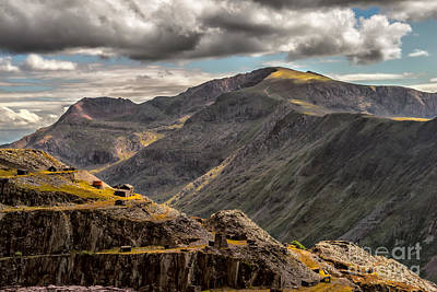Photograph - Snowdonia by Adrian Evans