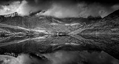 Photograph - Snowdonia by John Chivers