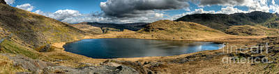 Miners Photograph - Snowdonia Panorama by Adrian Evans