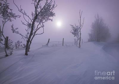 Snow Drifts Photograph - Snowed In by Dan Jurak