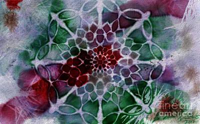 Snowflake 1 Art Print
