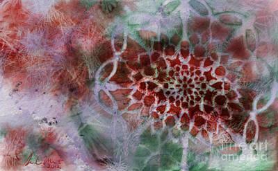Snowflake 2 Art Print