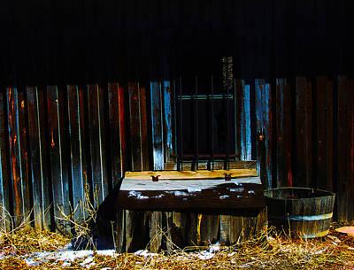 Photograph - Snowflake Forge by Peri Craig