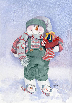 Snowman 2013 Original