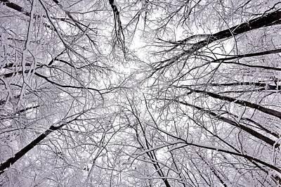 Albert Bierstadt - Snowstorm by Benjamin Yeager