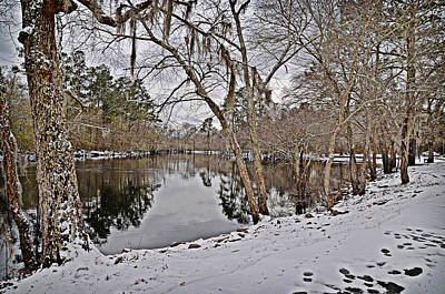 Photograph - Snowy River by Linda Brown
