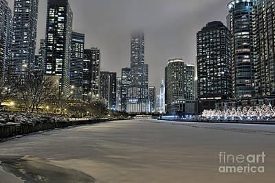 Photograph - Snowy River by Steven K Sembach