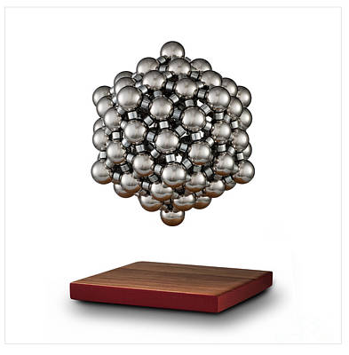 Photograph - Snub Dodecahedron by Raul Gonzalez