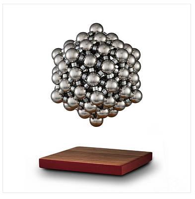 Snub Dodecahedron Print by Raul Gonzalez