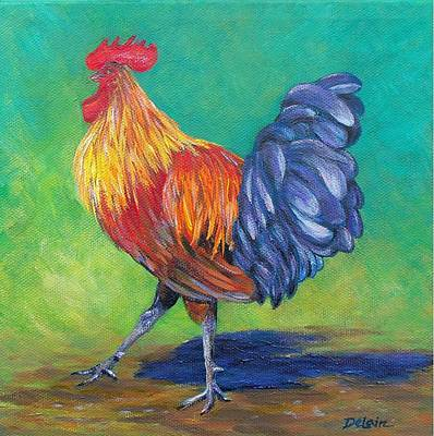 Painting - So Proud by Susan DeLain