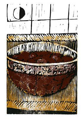 Cookbook Digital Art - Soak Anchos by David Esslemont