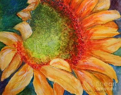 Painting - Soaking Up The Sun by Terri Maddin-Miller