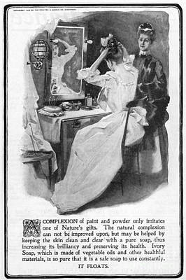 Soap Advertisement, 1902 Art Print