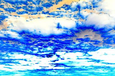 Soaring Sea Art Print