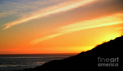Photograph - Socal Coastal Sunset by Clayton Bruster