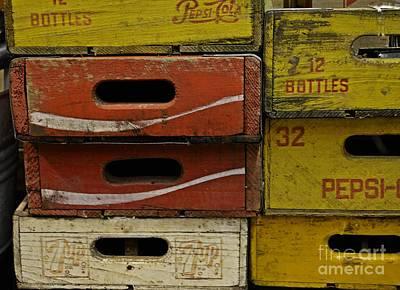 Incarnation Photograph - Soda Pop History by JW Hanley