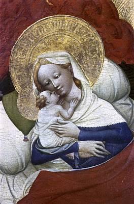 Soest, Conrad Von 1370 - 1422 Art Print