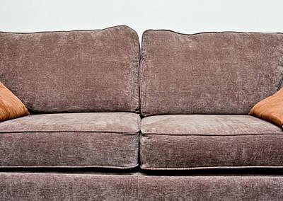 Sofa Art Print by Tom Gowanlock