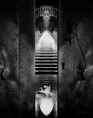 Surrealism Royalty Free Images - Soft Asylum Royalty-Free Image by Bob Orsillo