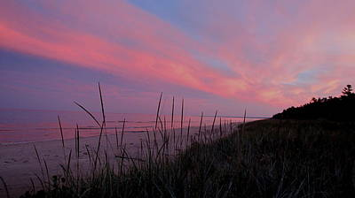 Photograph - Soft Colors Of Sunset by Denise   Hoff