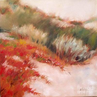 Soft Dunes 1 Original by Mary Hubley