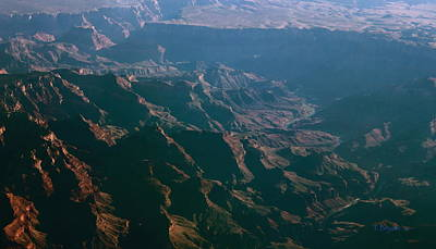 Photograph - Soft Early Morning Light Over The Grand Canyon 4 by Thomas Bryant