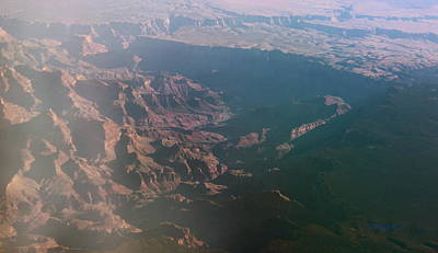 Photograph - Soft Early Morning Light Over The Grand Canyon by Thomas Bryant