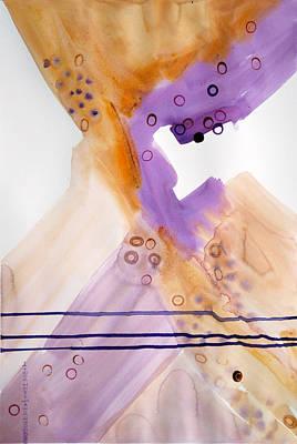 Painting - Soft Jazz by Lynda Hoffman-Snodgrass