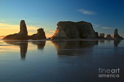 Photograph - Soft Light At Bandon by Adam Jewell