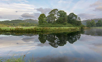 Ambleside Wall Art - Photograph - Soft Morning by Terry Roberts Photography
